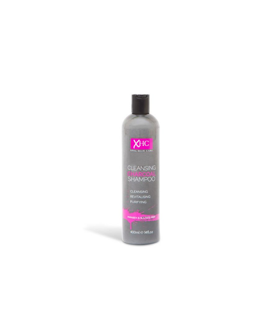 Image for Charcoal Cleansing Shampoo 400ml