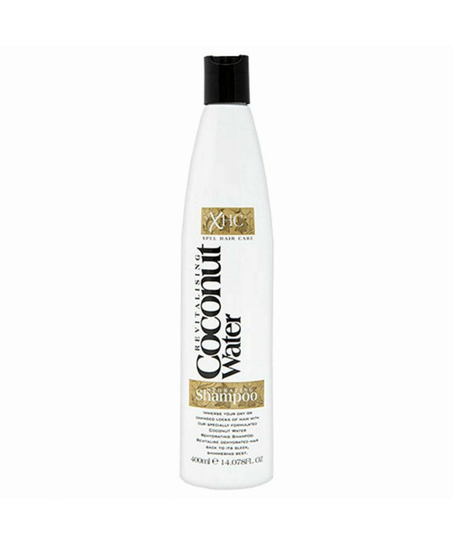 Image for Coconut Water Revitalising Shampoo 400ml