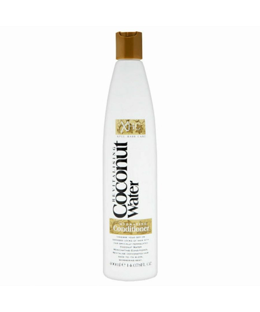 Image for Coconut Water Revitalising Conditioner 400ml