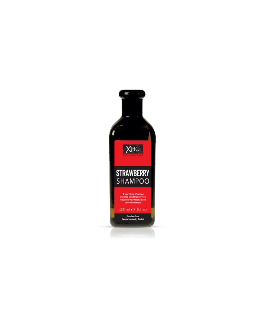 Image for Xpel Strawberry Shampoo 400ml