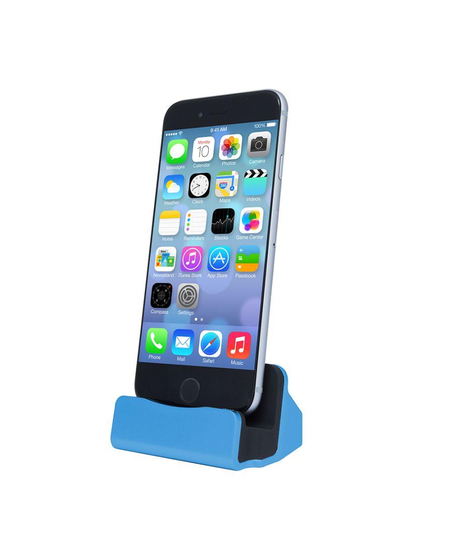 Image for Aquarius Desktop Charging Dock Blue