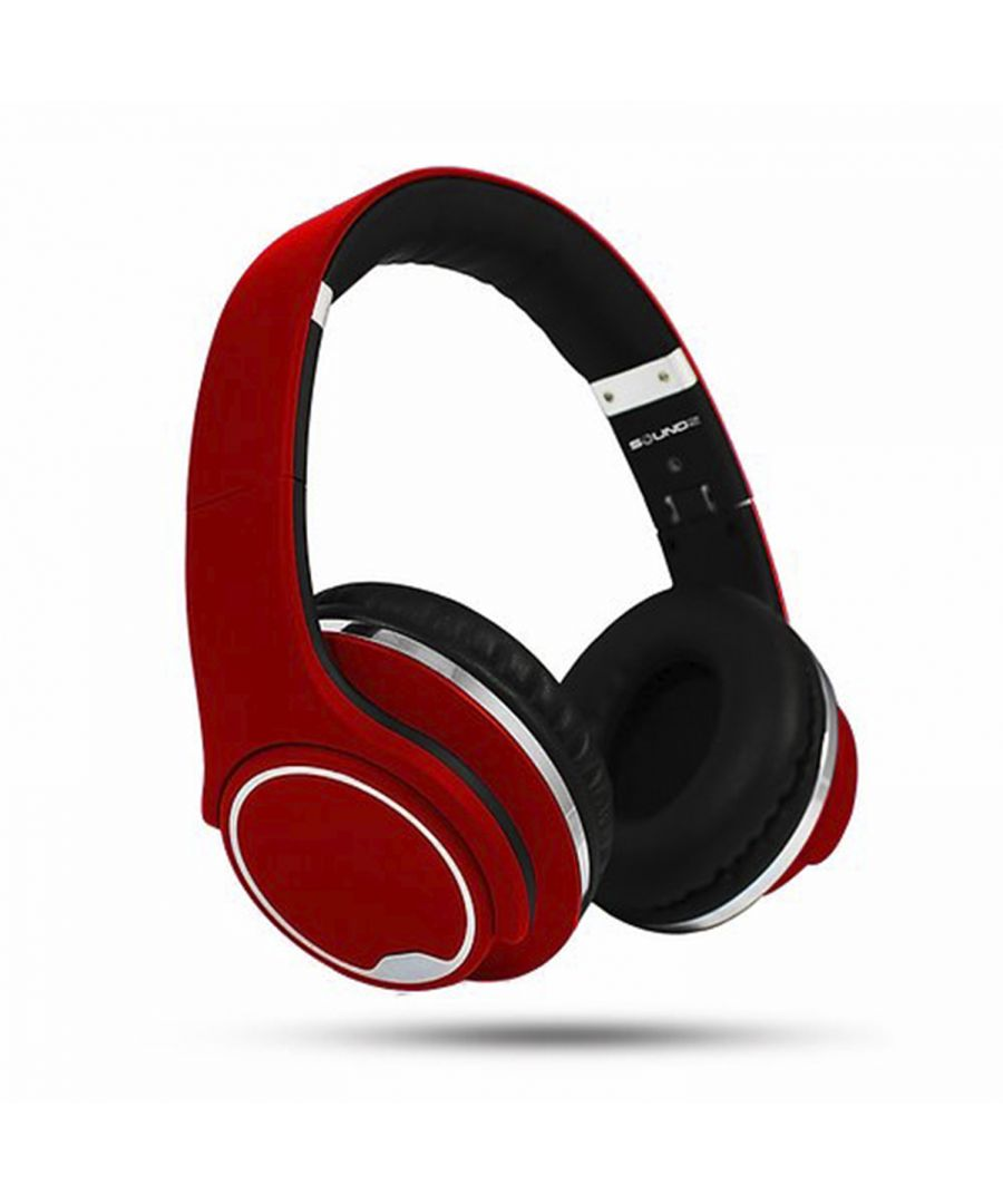 Image for Soundz Twist Headphone 950 Red