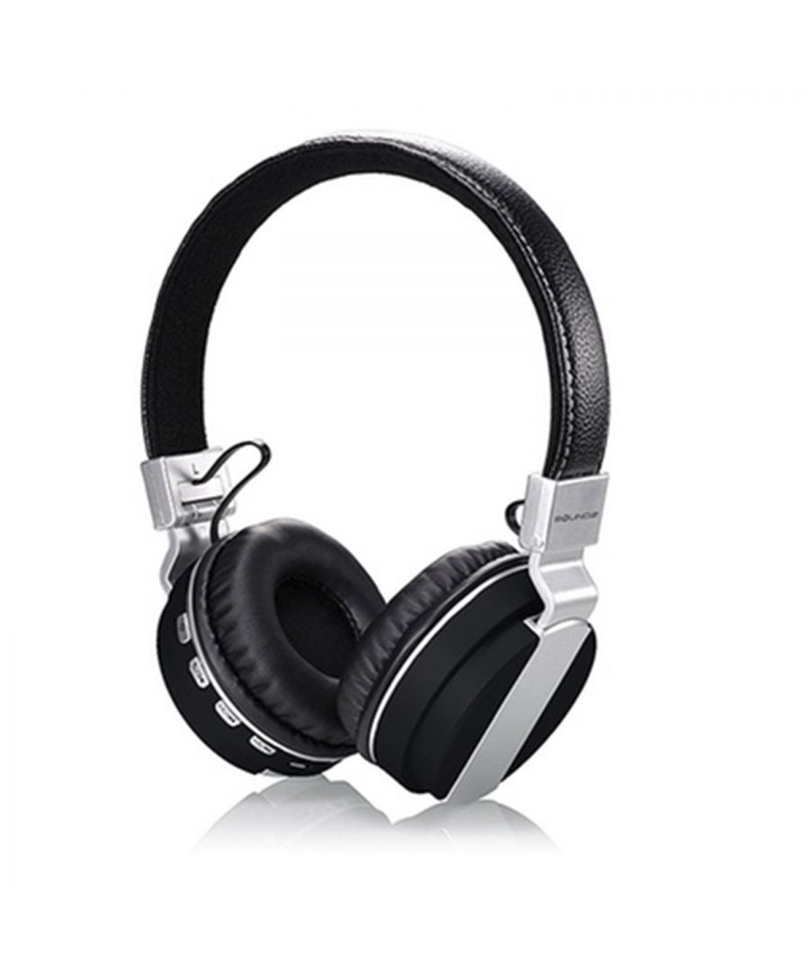 Image for Soundz Bluetooth Headphone 900BT Black