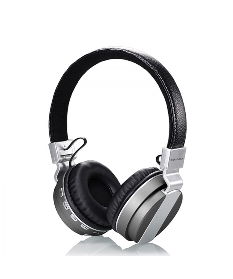 Image for Soundz Bluetooth Headphone 900BT Space Grey