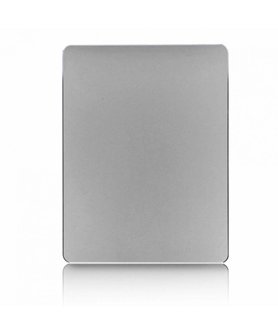Image for Aquarius Aluminium Non-Slip Mouse Mat - Silver