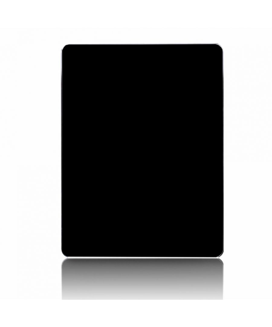Image for Aquarius Aluminium Non-Slip Mouse Mat - Black