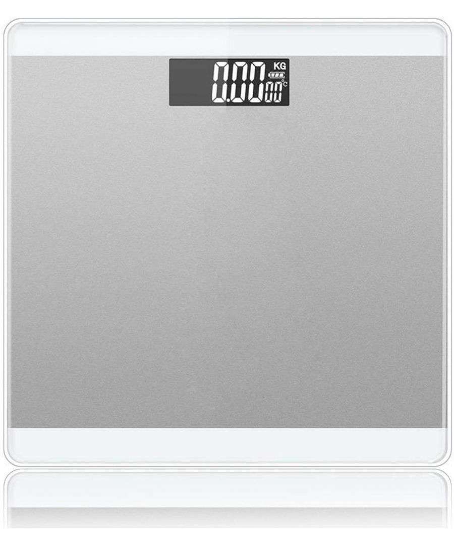 Image for  3 in 1 Digital Bathroom Scale - Silver