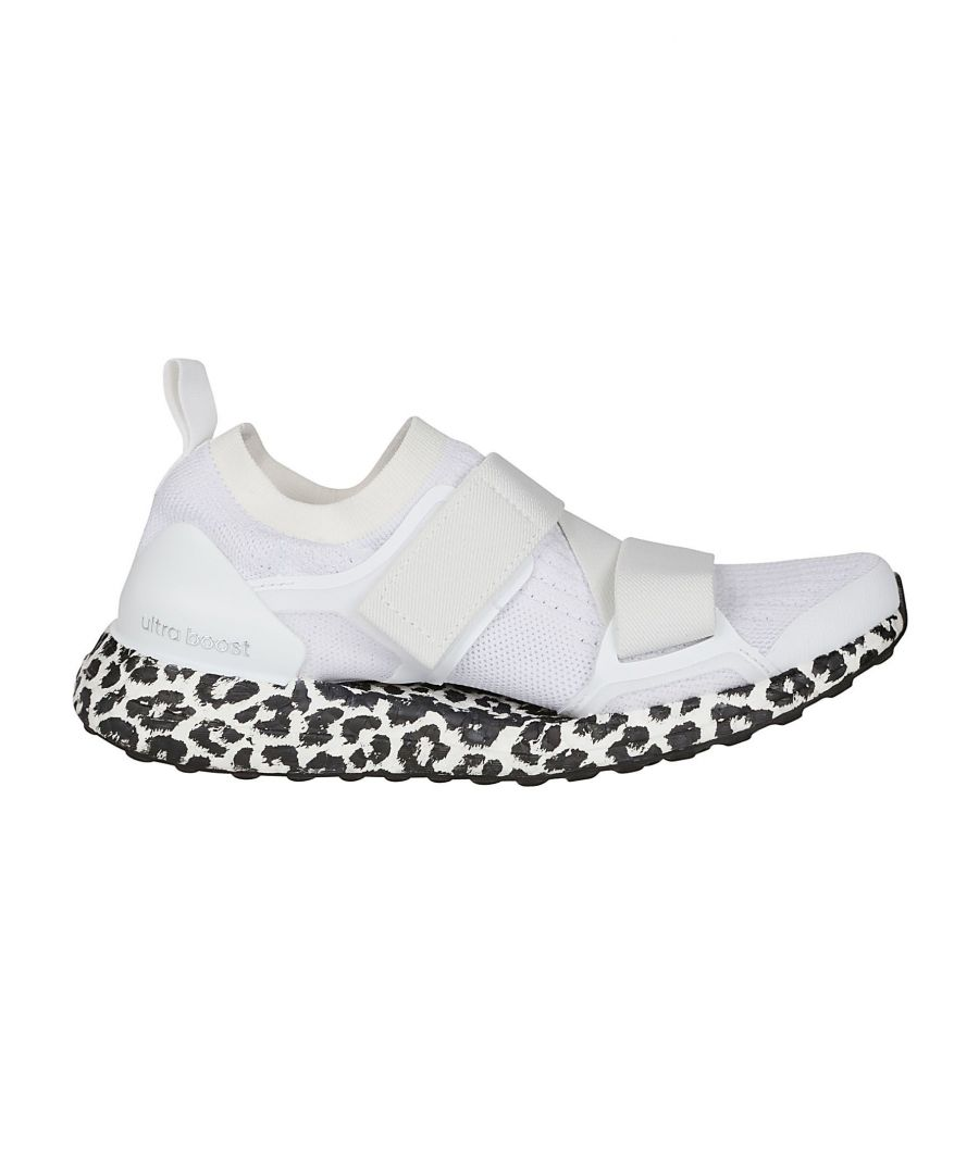 Image for ADIDAS BY STELLA MCCARTNEY WOMEN'S AC7548 WHITE POLYESTER SNEAKERS