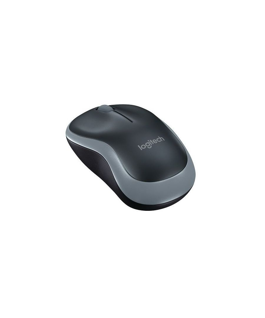 Image for Logitech Wireless Mouse M185 Black