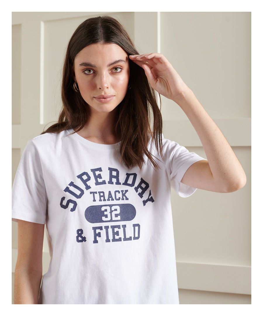 Image for Superdry Varsity 5 Standard T-Shirt