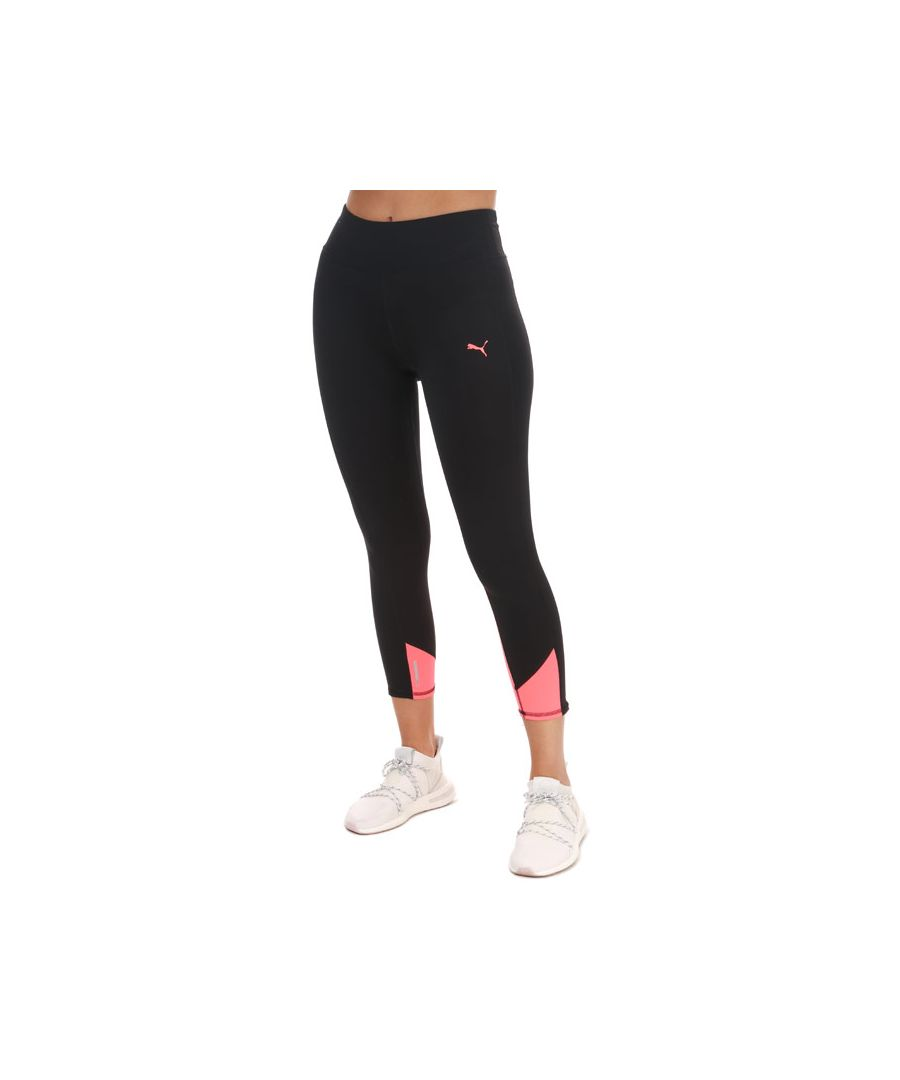 Image for Women's Puma Always On Solid 3/4 Tights in Black