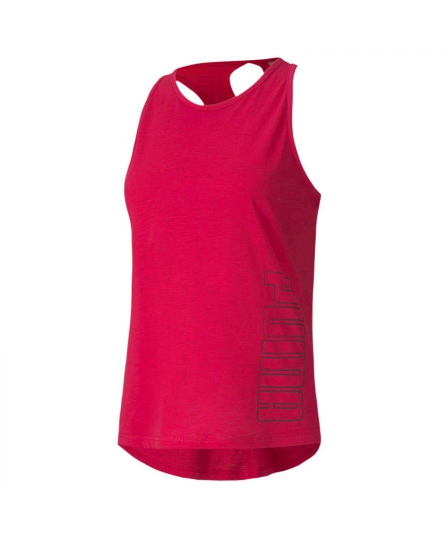 Image for Puma Twist It Womens Tank Top Pink