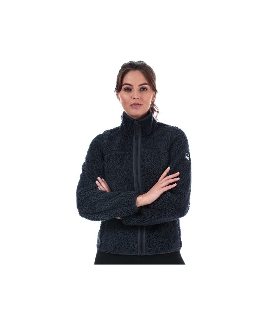 Image for Women's Helly Hansen September Propile Fleece Jacket in Navy