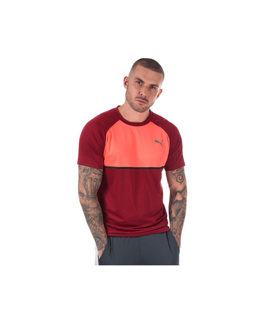 Image for Men's Puma Power BND T-Shirt in Red