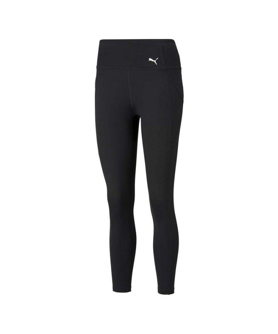 Image for Puma Favourite Forever High Waist 7/8 Womens Legging Black - L