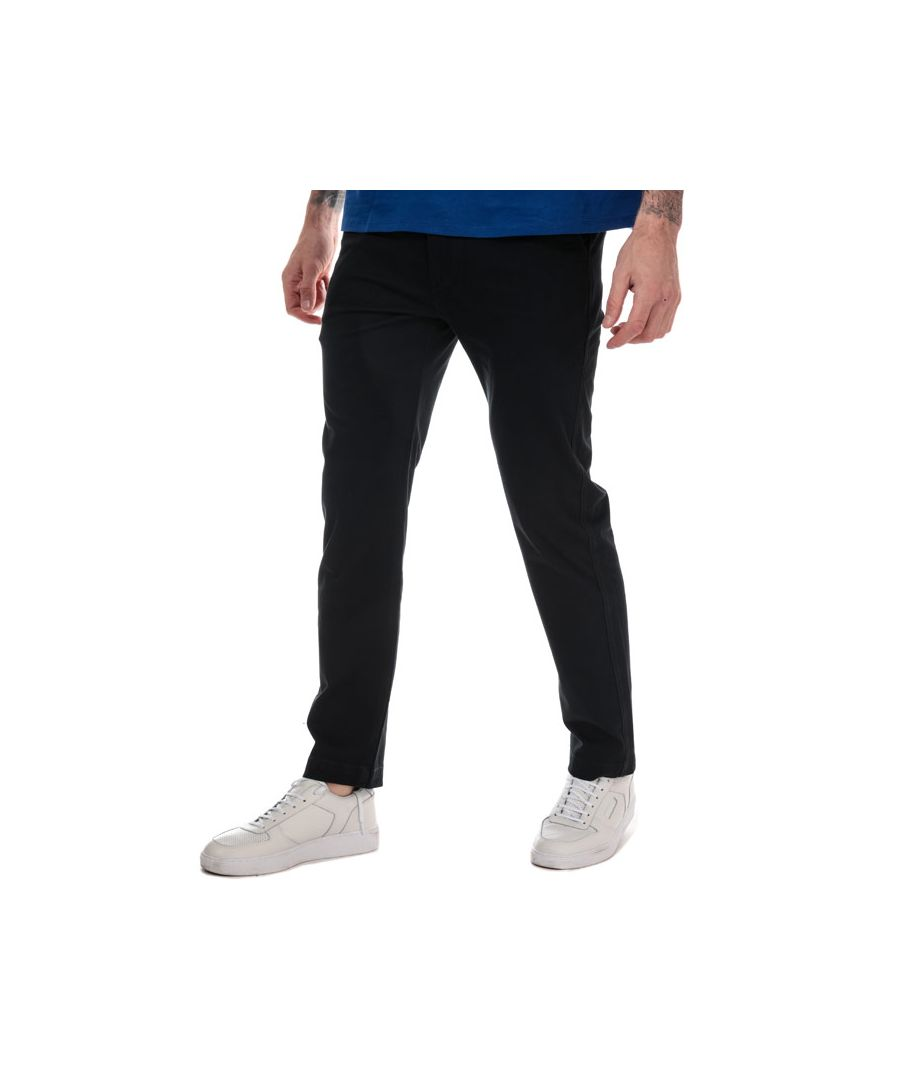 Image for Men's Levis 502 True Chino Pants in Black