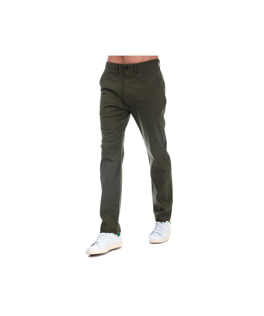 Image for Men's Levis 502 True Chino Pants in Green