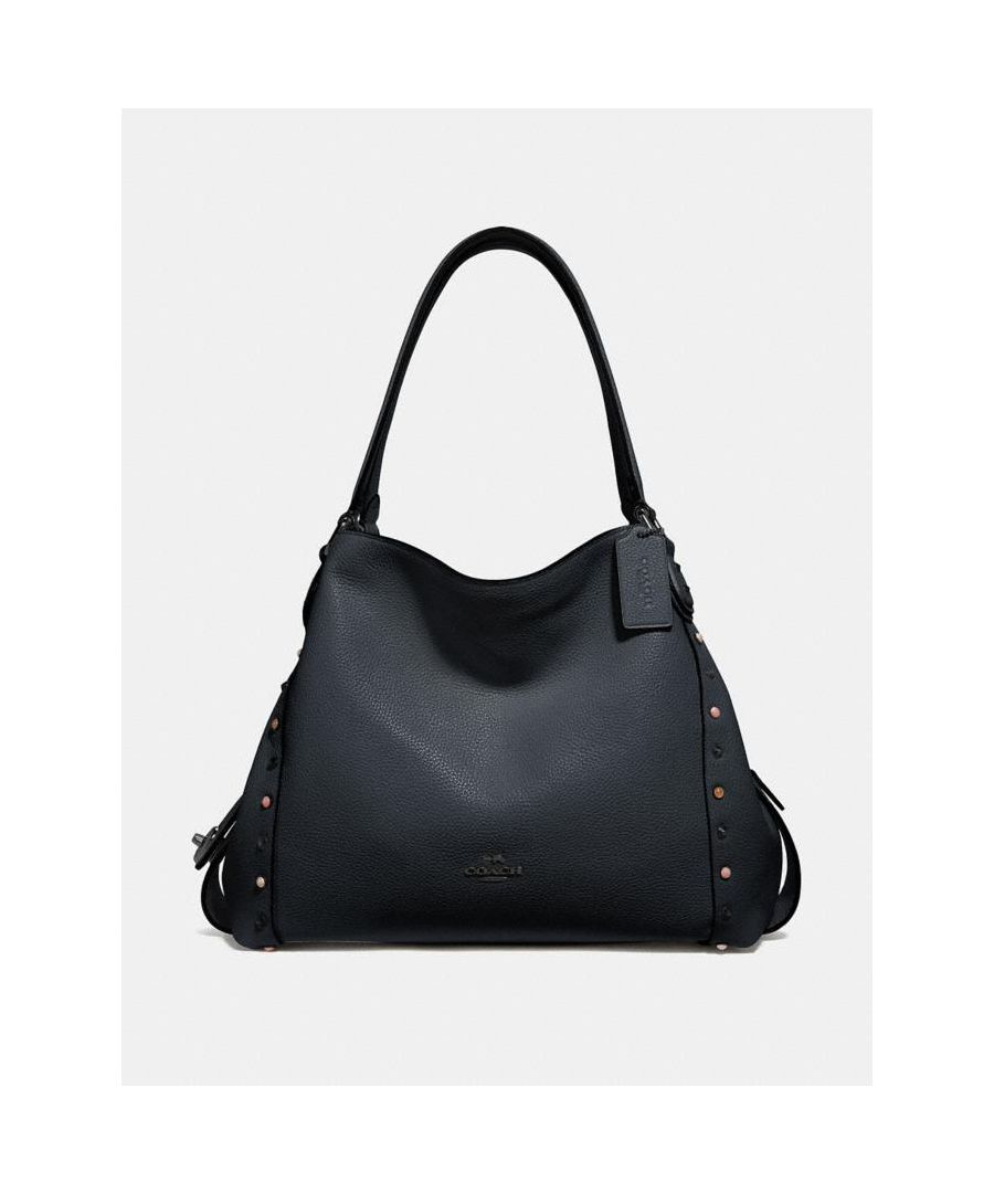 Image for COACH Edie Shoulder Bag 31 With Rivets