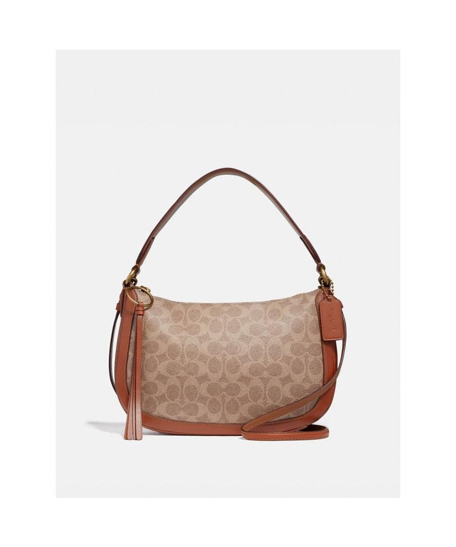 Image for COACH Sutton Crossbody In Signature Canvas
