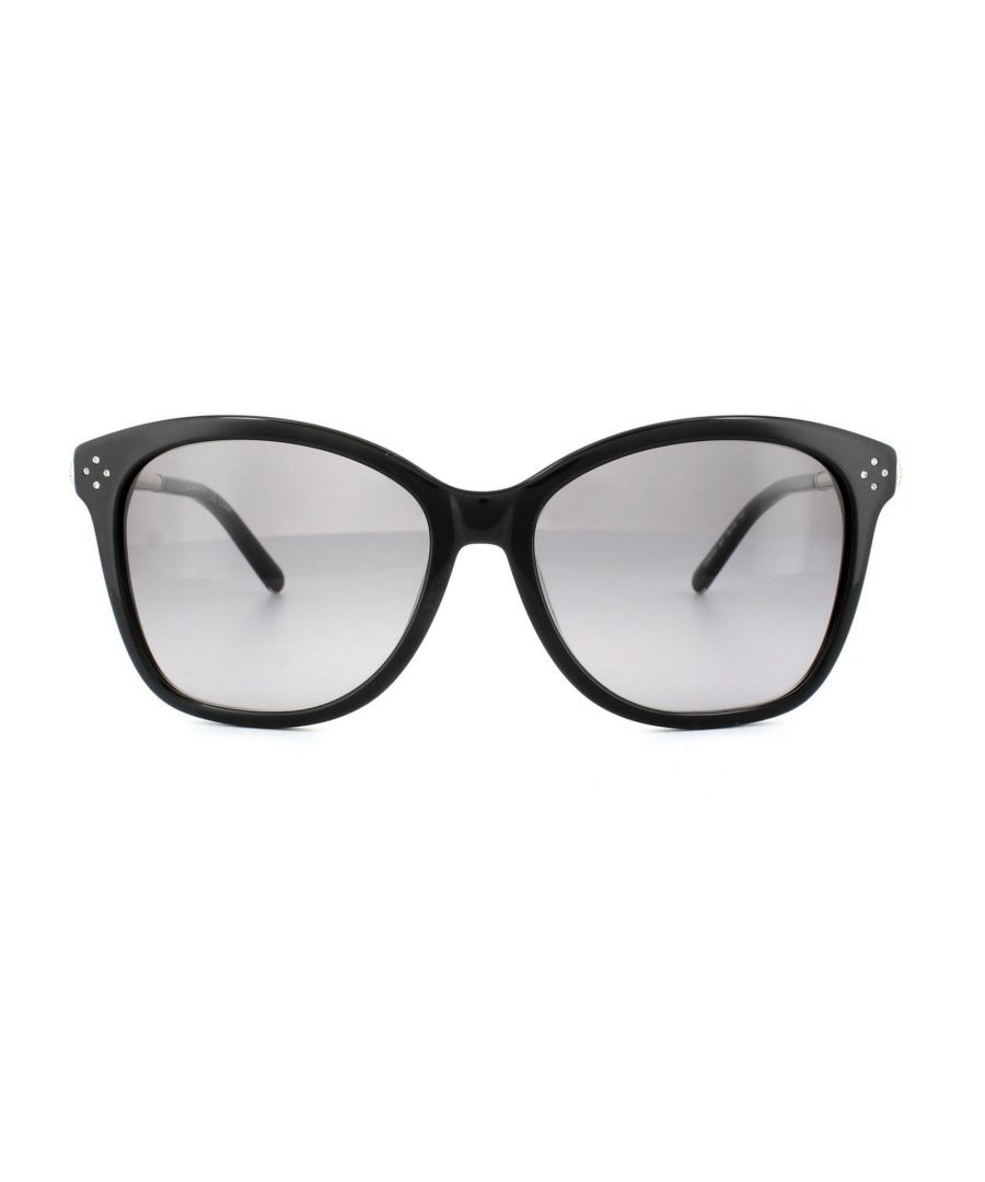 Image for Chloe Sunglasses CE657SR 001 Black Grey Gradient