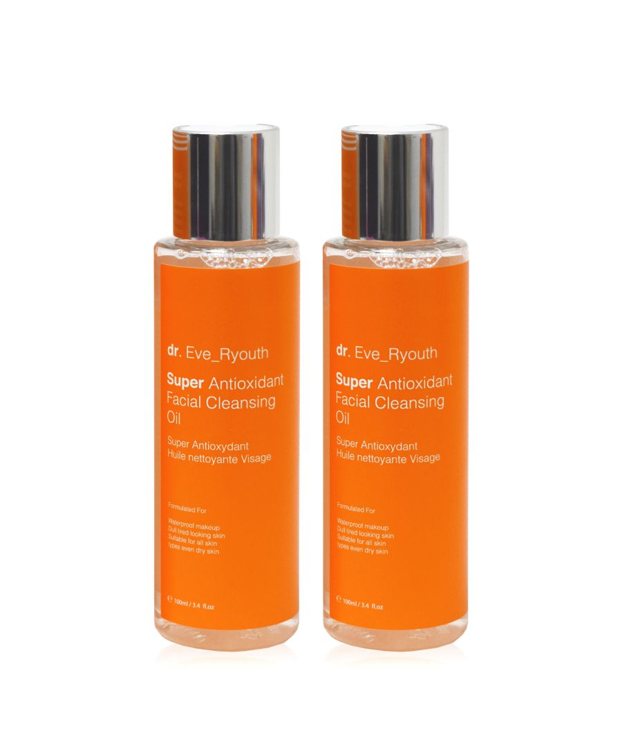 Image for 2 x Super Antioxidant Facial Cleansing Oil 100ml