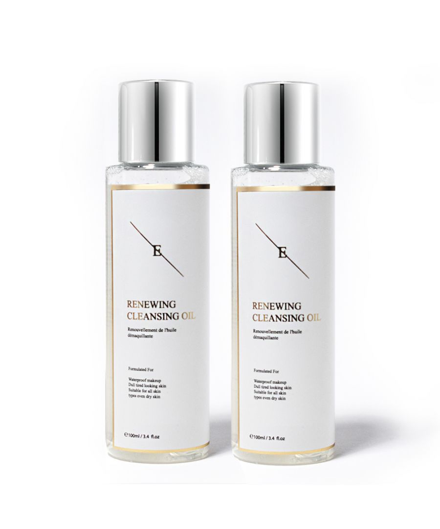 Image for 2x Renewal Cleansing Oil 100ml