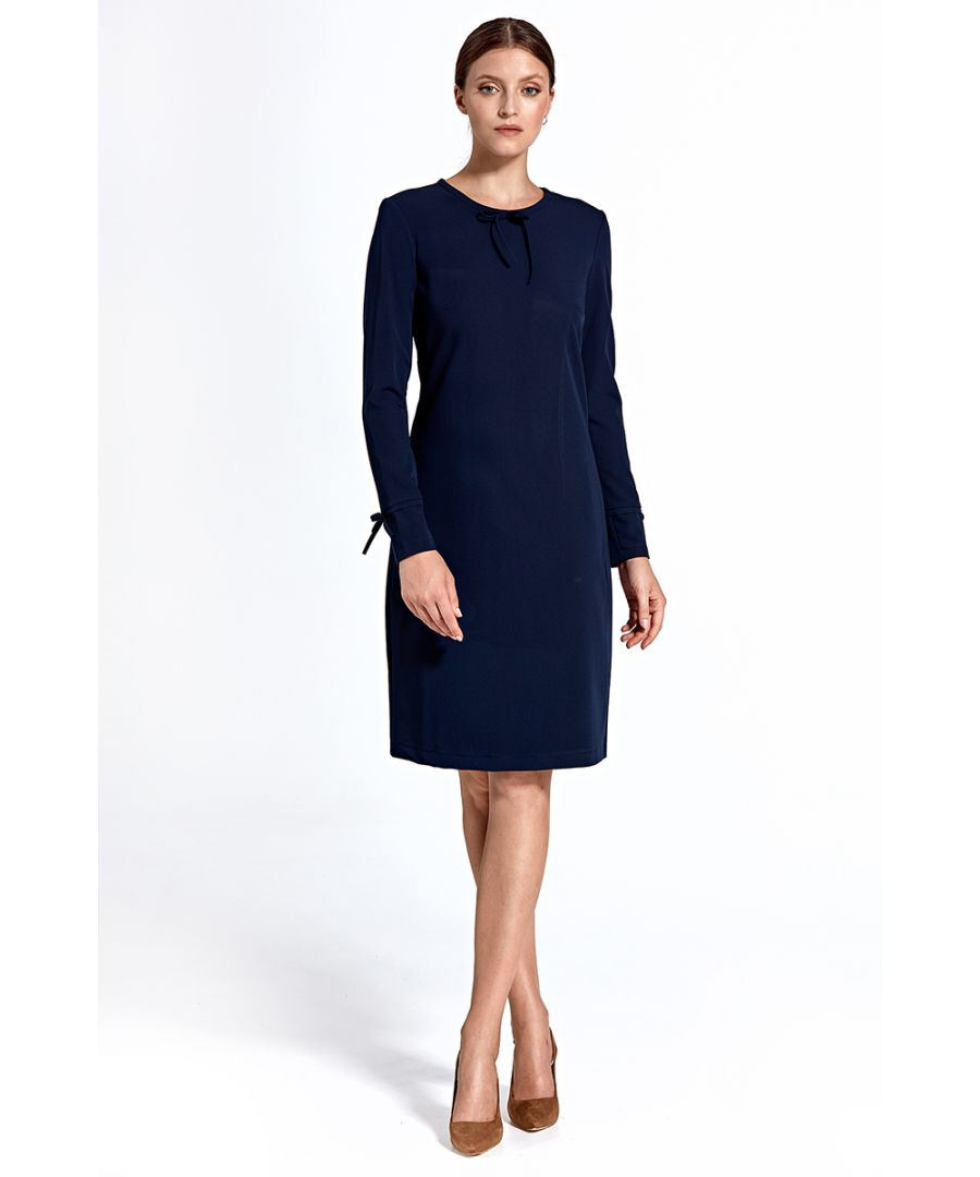 Image for Dress With Delicate Ties