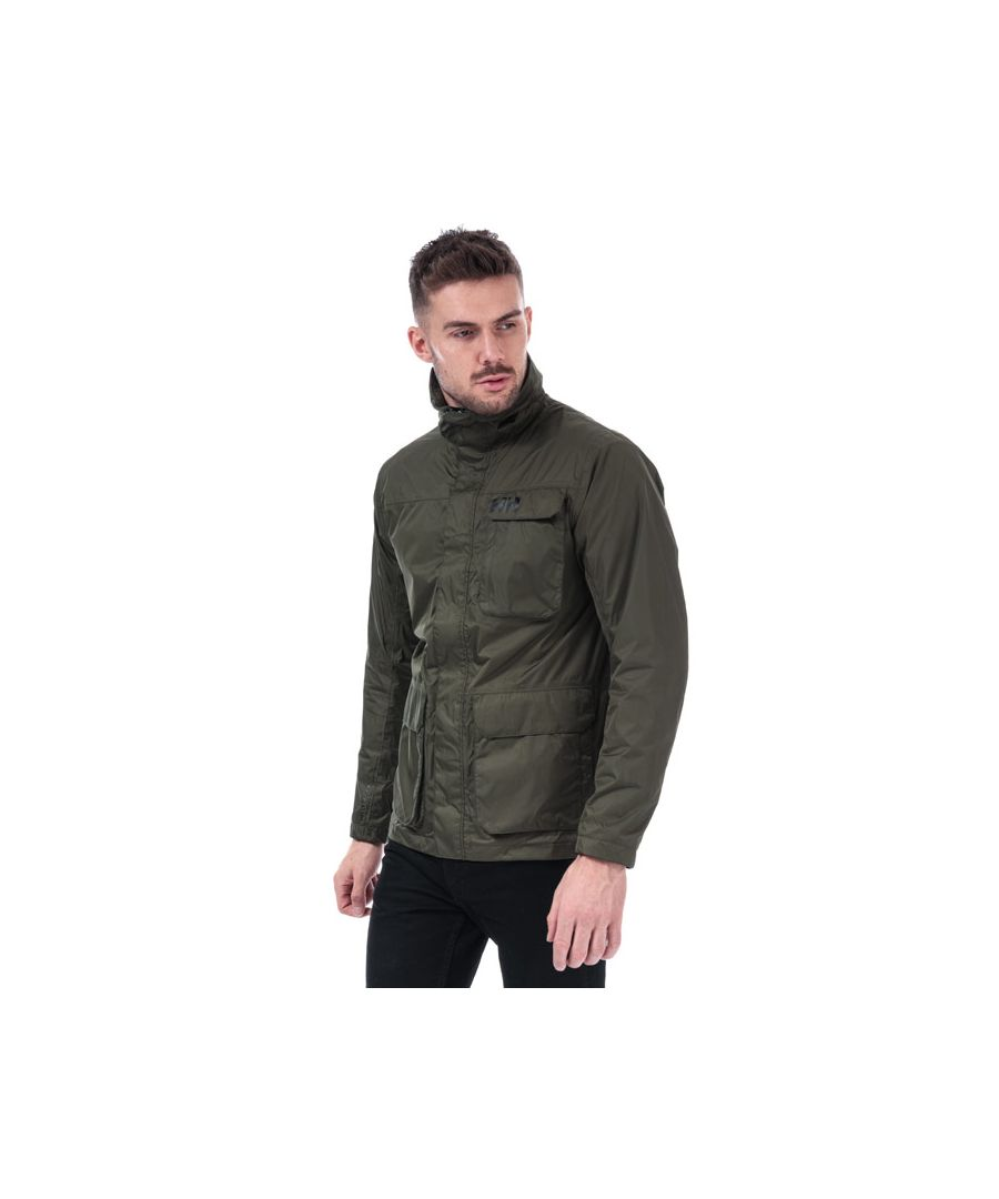 Image for Men's Helly Hansen Urban Utility Jacket in Green