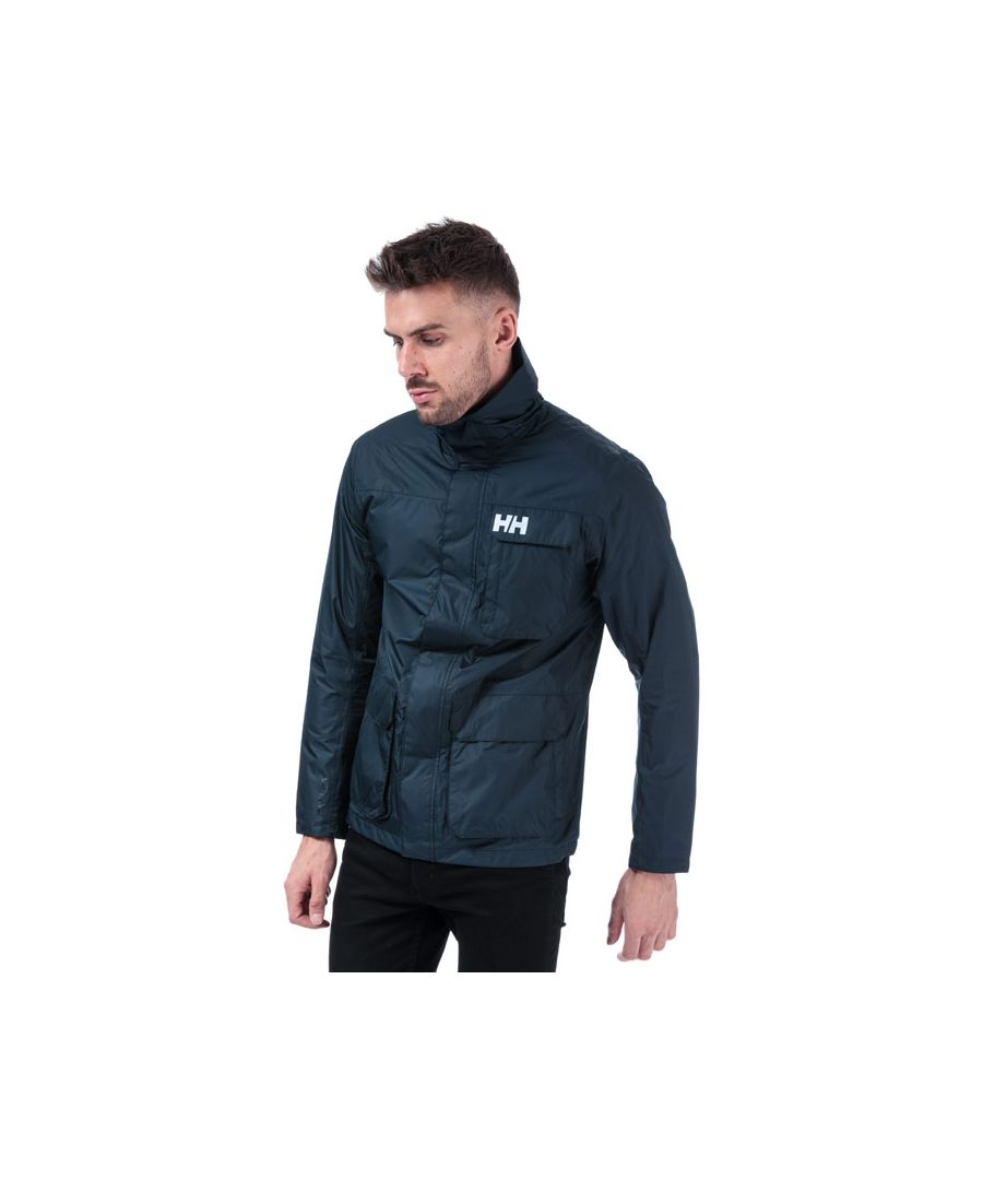 Image for Men's Helly Hansen Urban Utility Jacket in Navy
