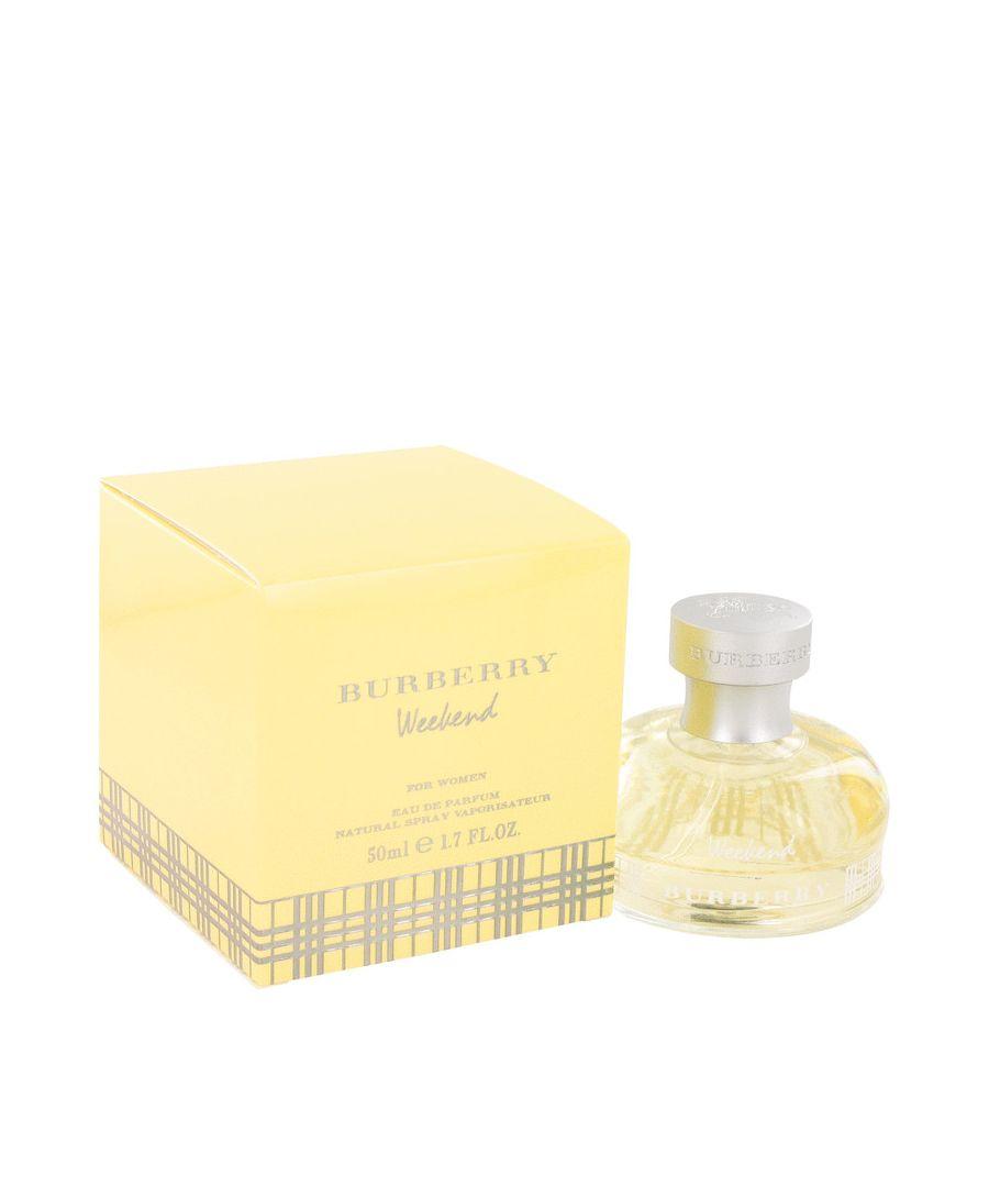 Image for Weekend Eau De Parfum Spray By Burberry 50 ml