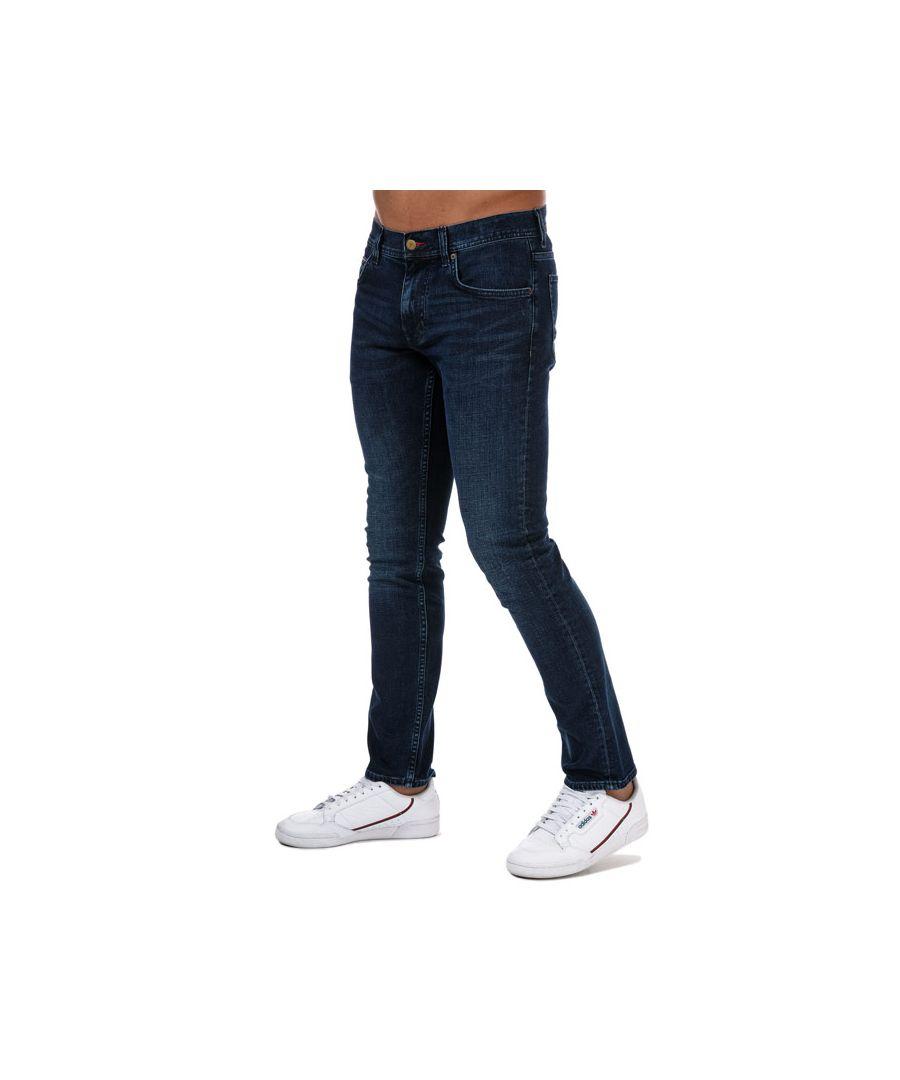 Image for Men's Tommy Hilfiger Denton Bridger Straight Jeans Blue 34Sin Blue
