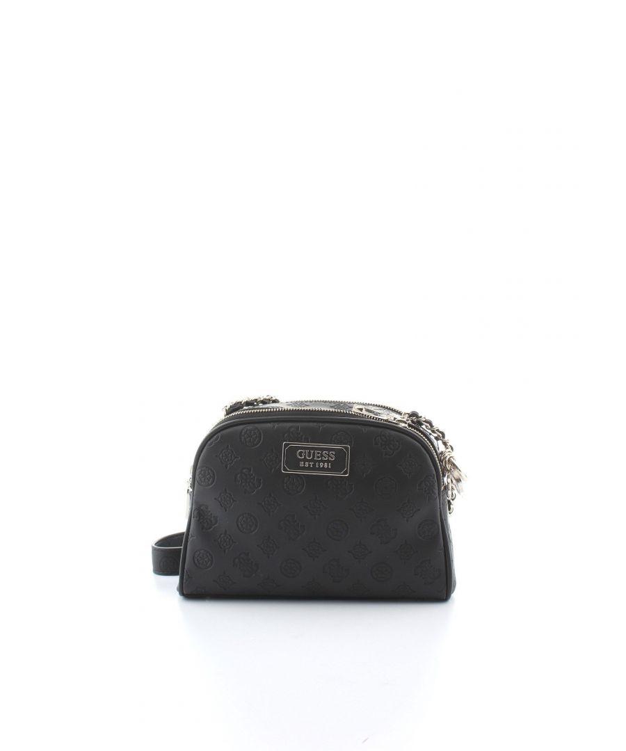 Image for GUESS WOMEN'S HWSG7662140BLACK BLACK POLYURETHANE SHOULDER BAG