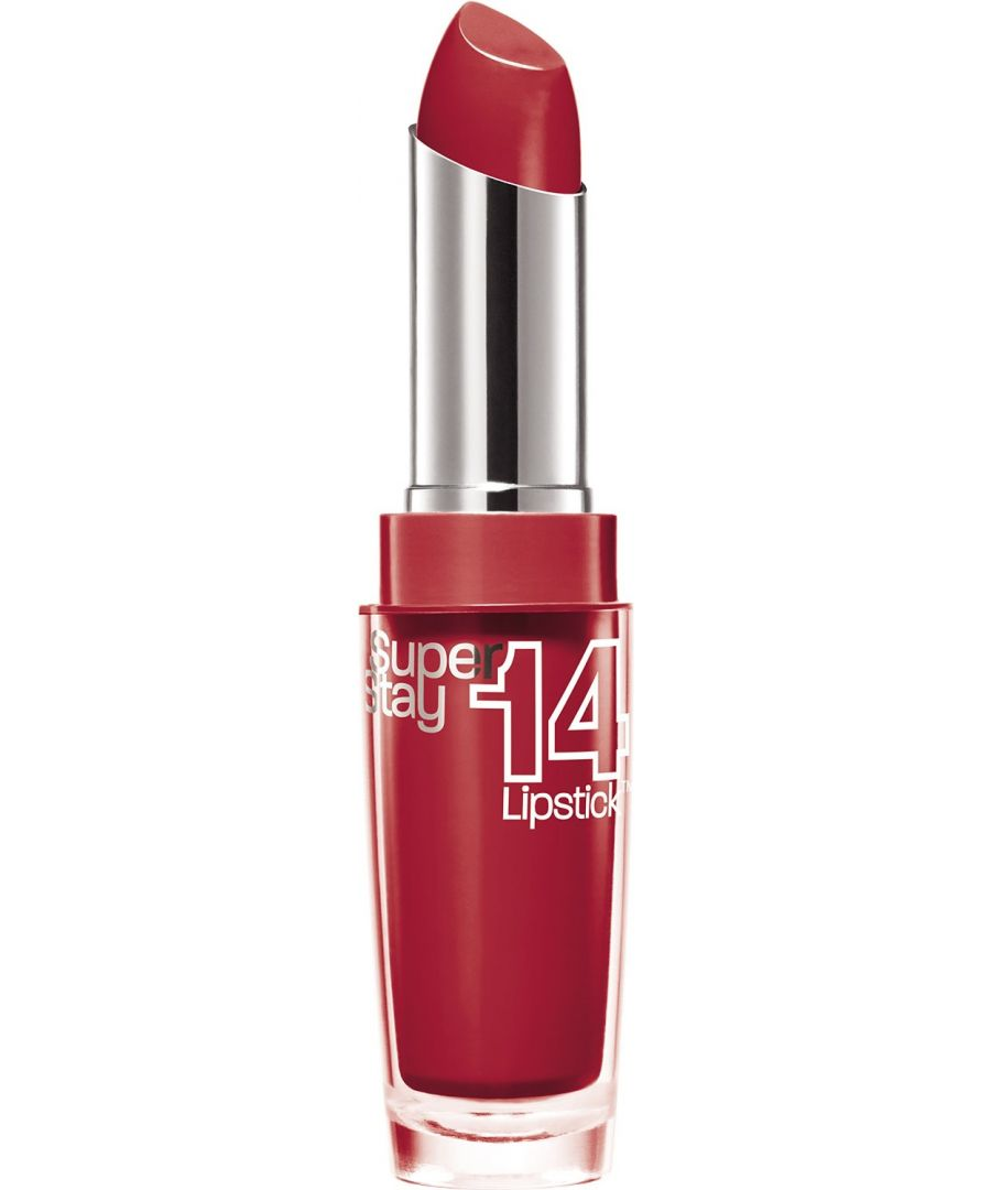 Image for Maybelline Superstay 14 Hour Wear Lipsticks 3.5g - 540 Ravishing Rouge