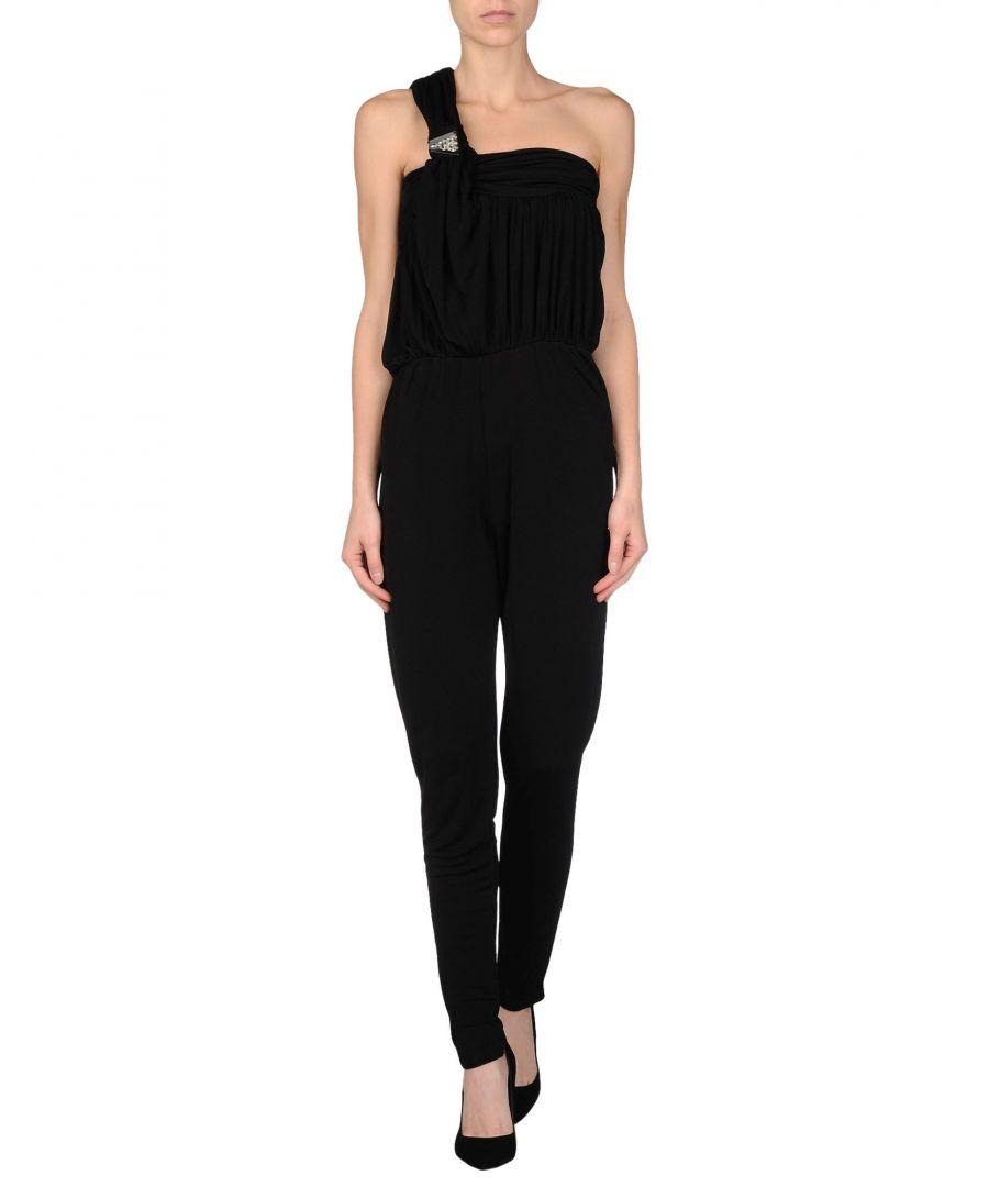 Image for Nenette Black Sleeveless Jumpsuit