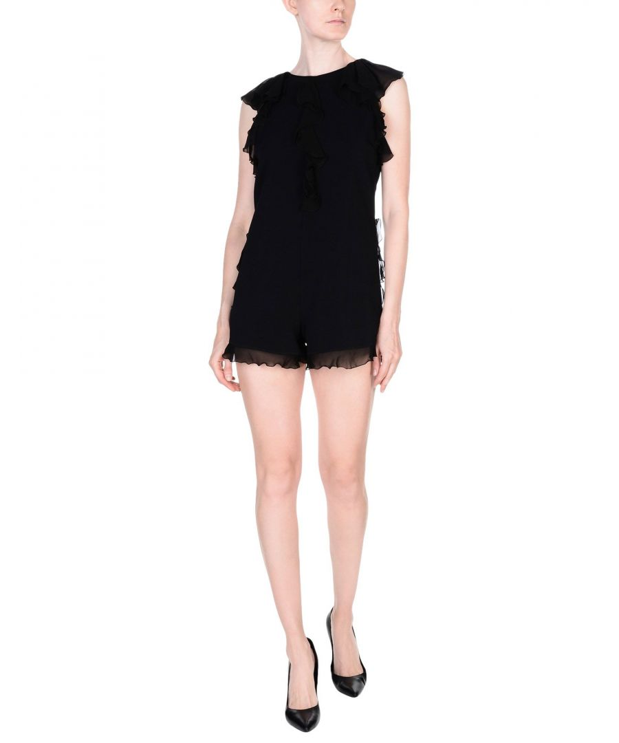 Image for Giamba Black Playsuit