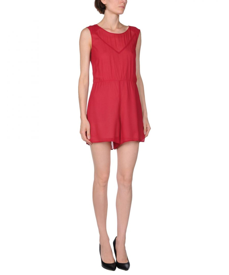 Image for Atos Atos Lombardini Brick Red Playsuit