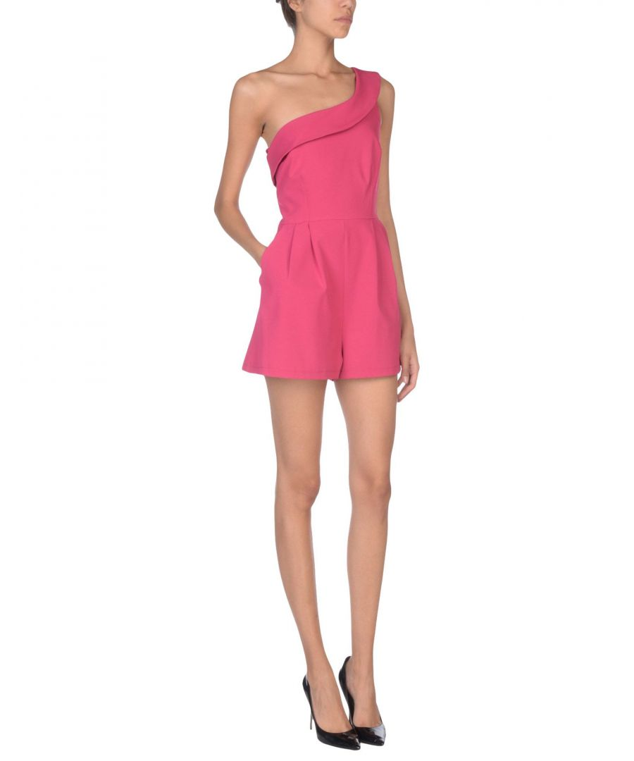 Image for Berna Fuchsia Playsuit