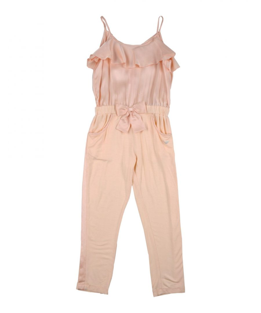 Image for DUNGAREES Armani Junior Apricot Girl Silk