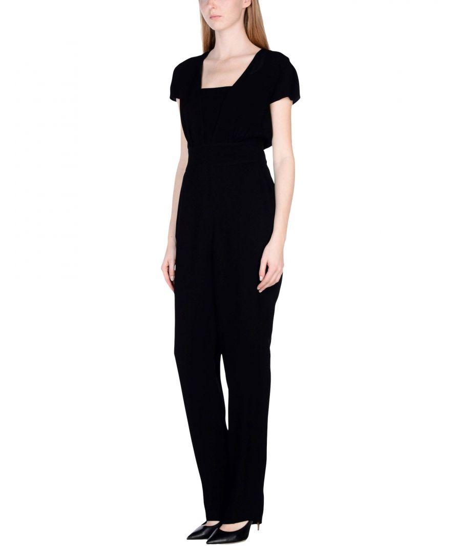 Image for Armani Jeans Black Jumpsuit