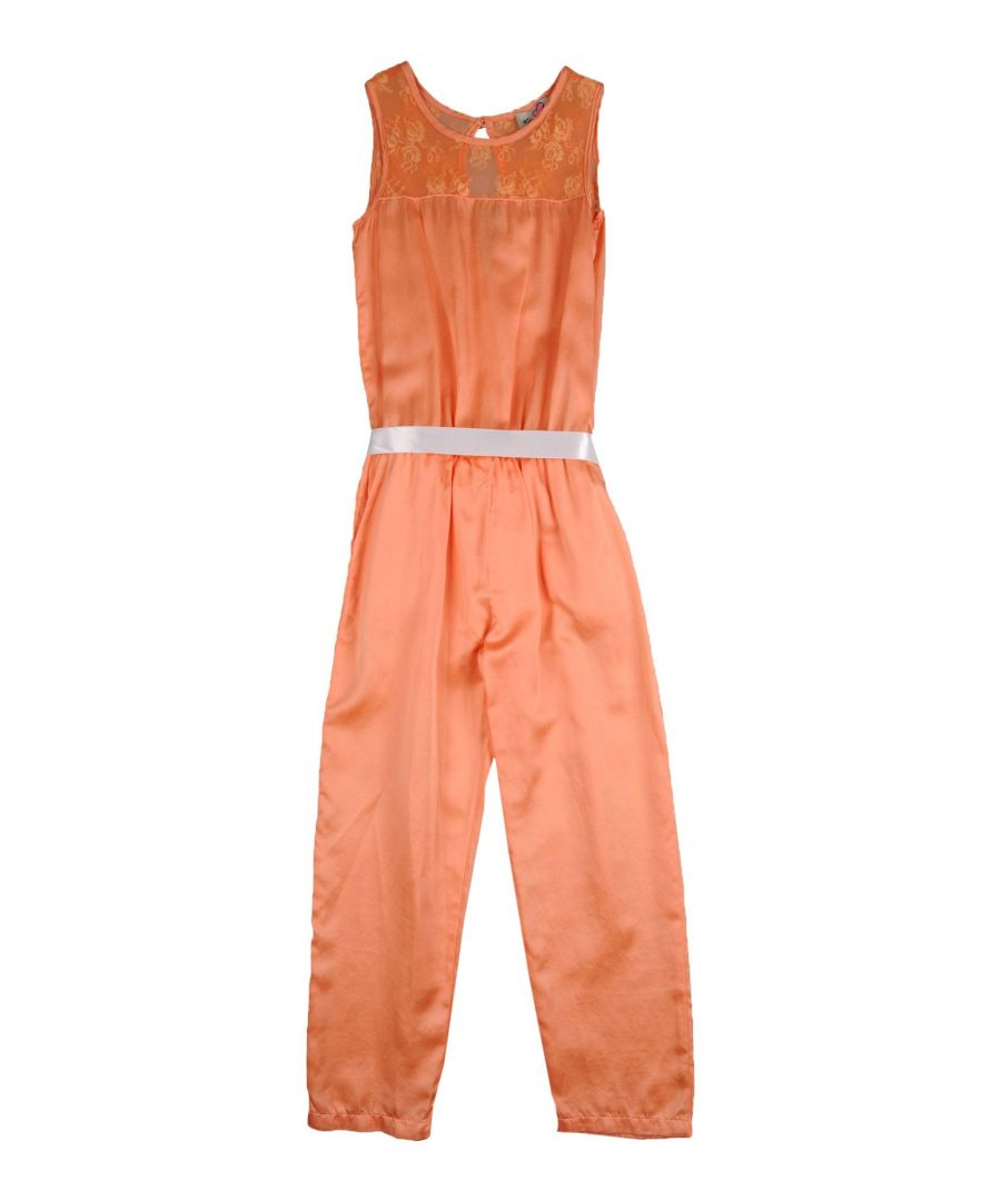 Image for DUNGAREES Ki6? Pretty Orange Girl Polyester