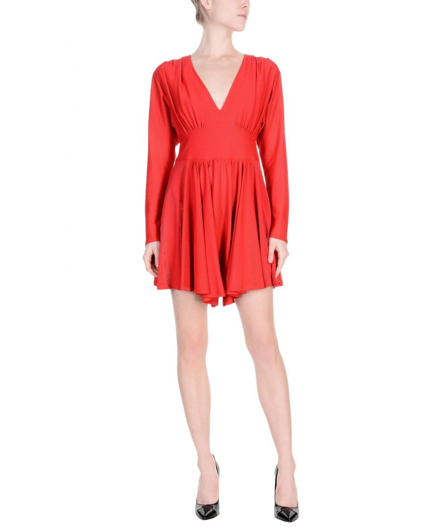Image for Pinko Red Playsuit