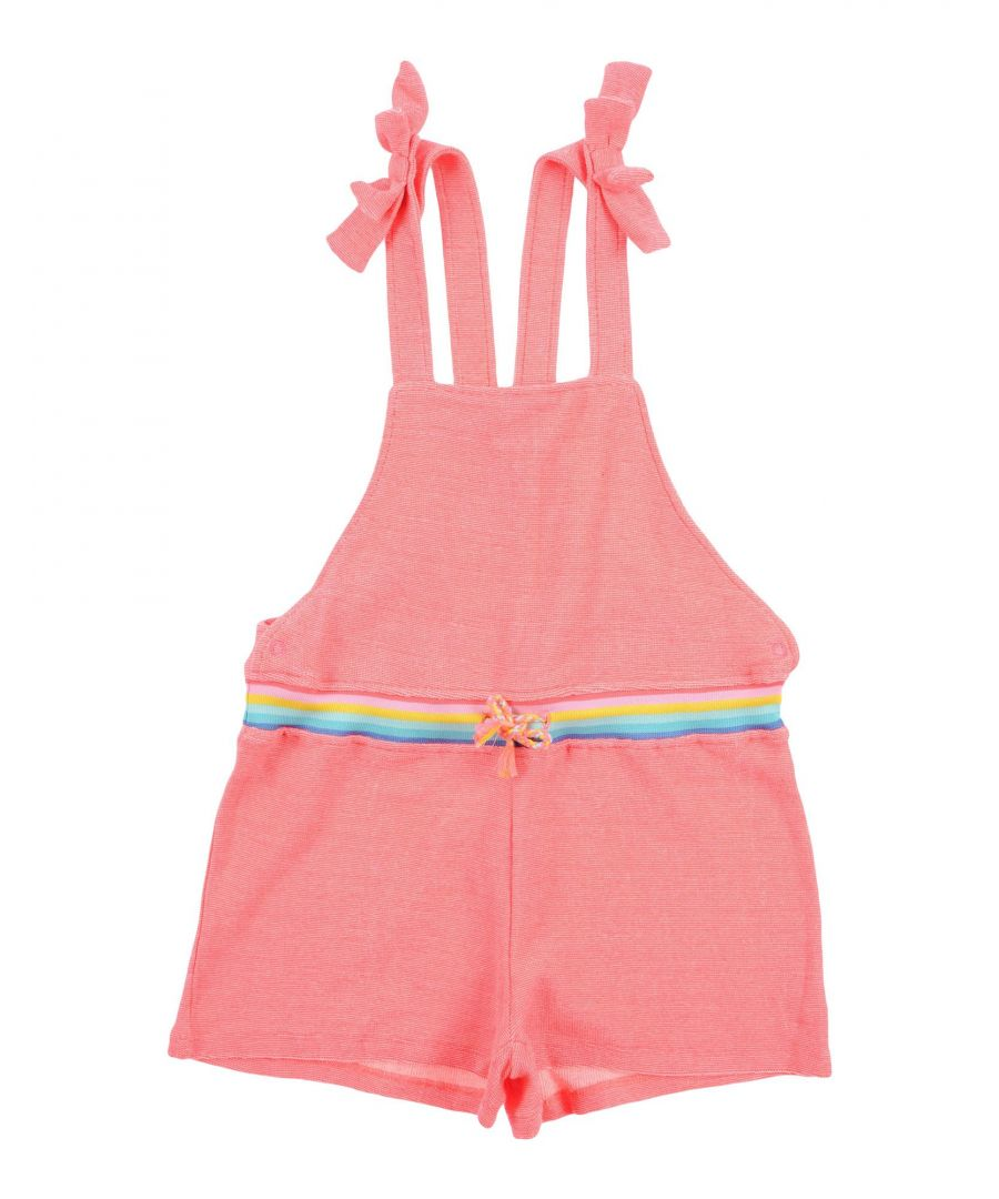 Image for DUNGAREES Billieblush Coral Girl Cotton