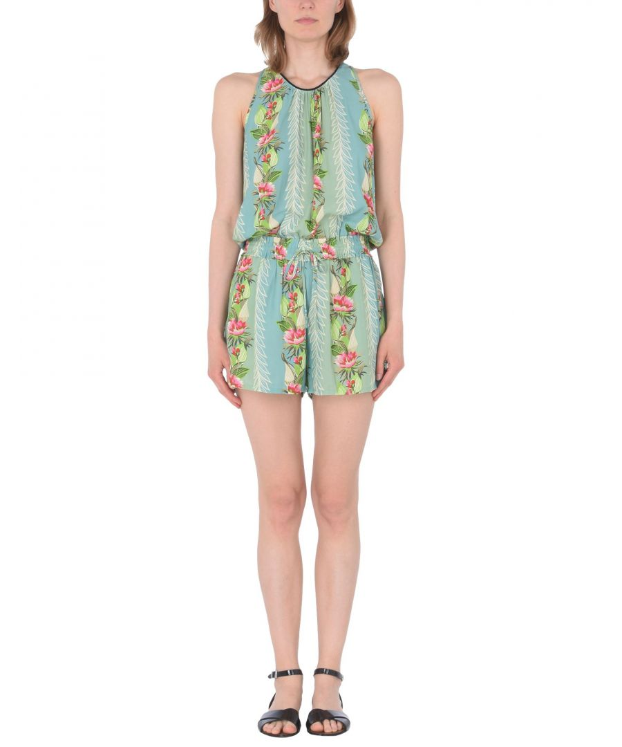 Image for Maison Scotch Light Green Playsuit