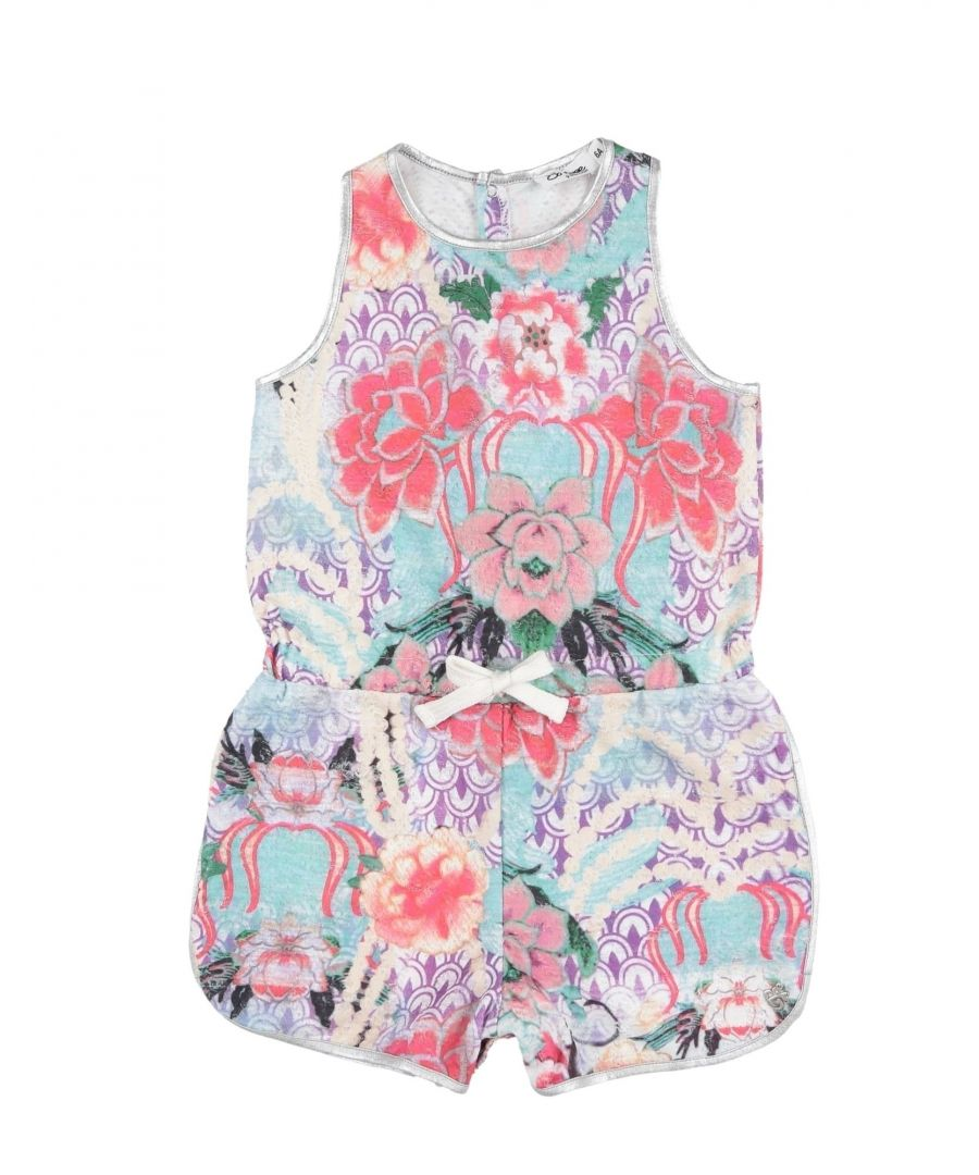 Image for DUNGAREES Girl So Twee By Miss Grant Sky blue Polyester