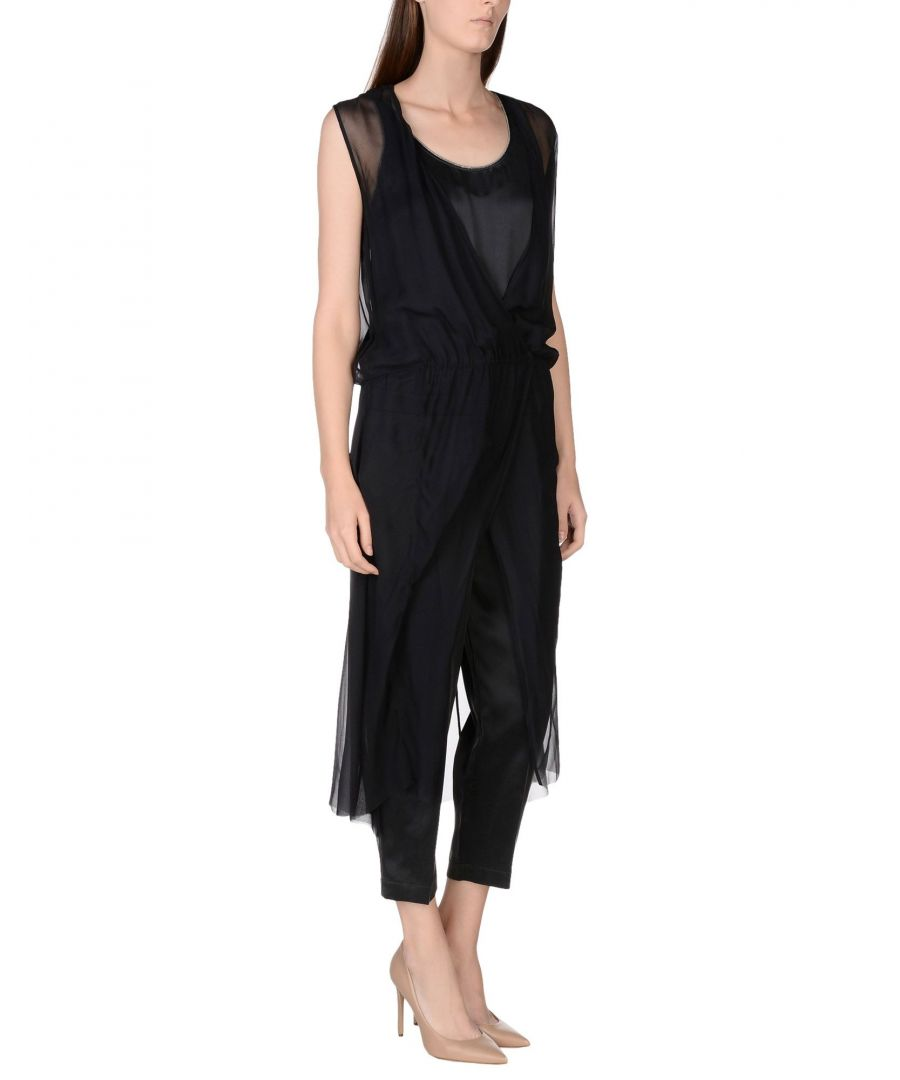 Image for DUNGAREES Brunello Cucinelli Black Woman Silk