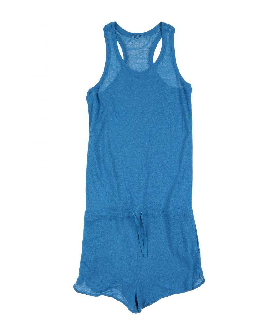 Image for DUNGAREES Girl Stella Mccartney Kids Blue Linen