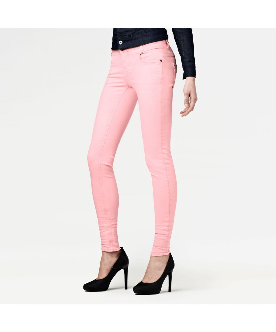 Image for G-Star Raw New Radar Skinny Colored Jeans