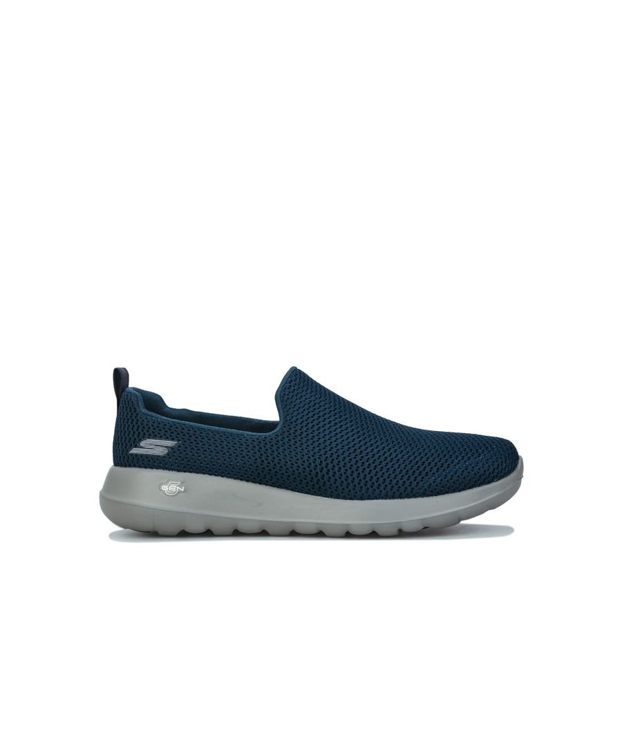 Image for Men's Skechers Go Walk Max Slip On Trainer in Navy