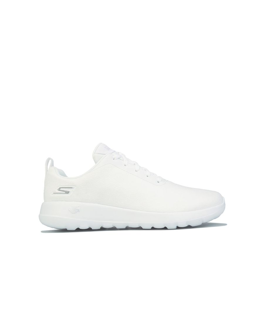 Image for Men's Skechers Go Walk Max Impact Trainers in White