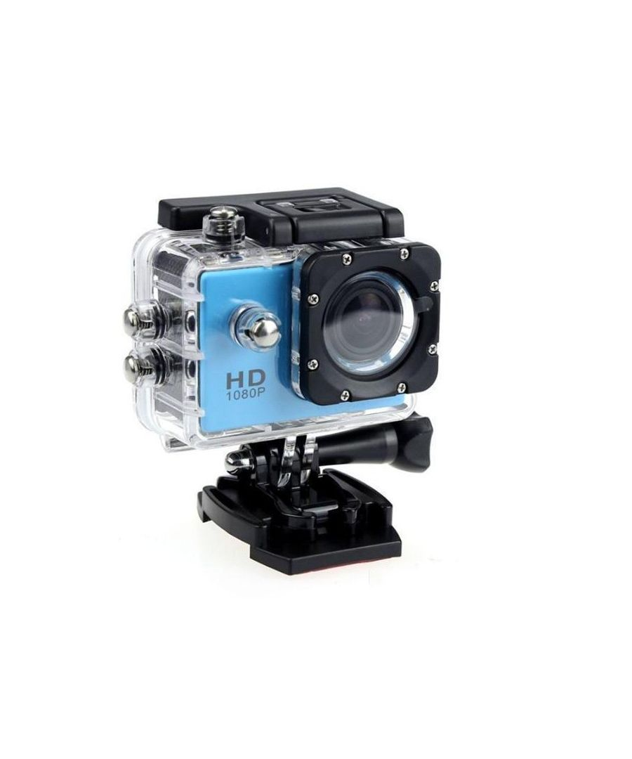 Image for 1080P SPORTS CAMERA, Blue